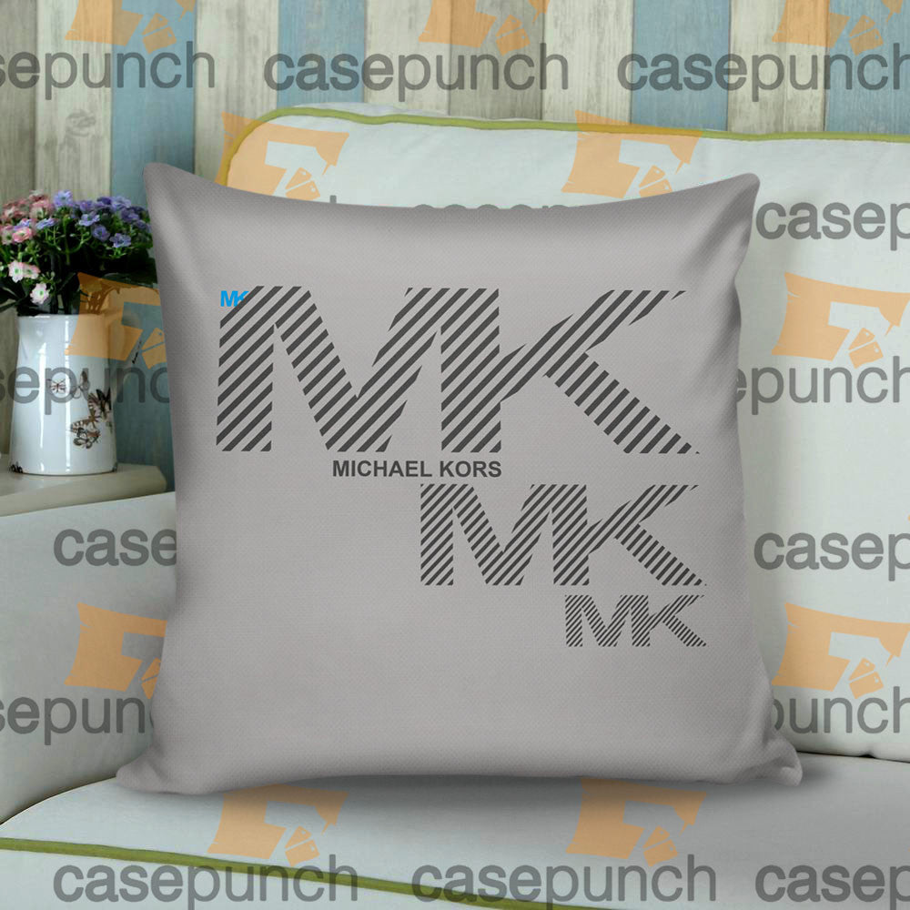 Sr4-michael Kors Mk Logo Cushion Pillow Case