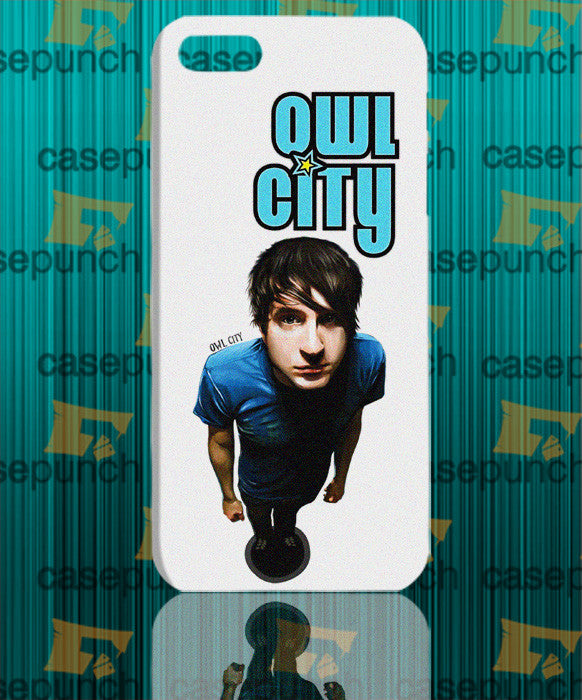 Mz2-owl City Music Group Logo For Iphone 6 6 Plus 5 5s Galaxy S5 S5 Mini S4 & Other Smartphone Hard Back Case Cover