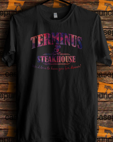 Sr8-terminus Steakhouse We'd Love To Have You (longsleeve Crop Top Tank Top & Hoodie Available)