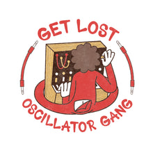 "Load image into Gallery viewer, ""Oscillator Gang - Get Lost"" Mug"