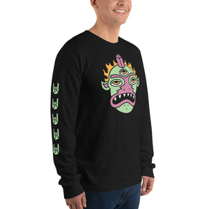 """The Works"" Long sleeve Shirt"