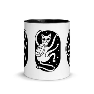 """Alien Space Cats"" Mug"