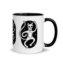 "Load image into Gallery viewer, ""Alien Space Cats"" Mug"