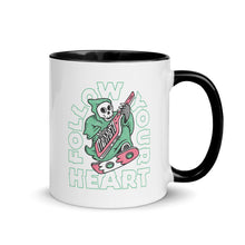 "Load image into Gallery viewer, ""Follow Your Heart"" Mug"