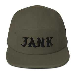 """JANK"" Five Panel Cap"