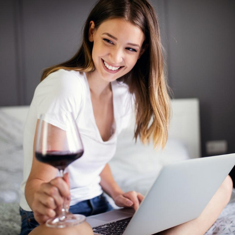 online wine course to take the mystery out of wine