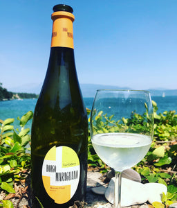 Moscato d'Asti by the sea
