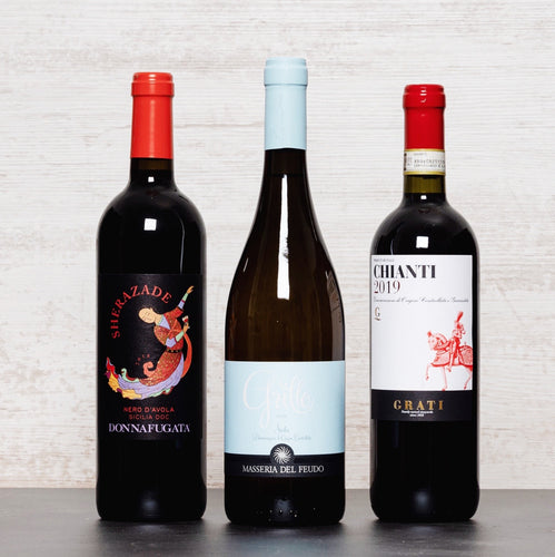 Quaran-TRIO The Locals - three of our favourite wines from native grapes