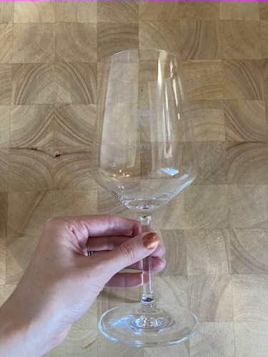 one glass fits all