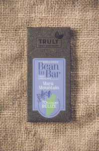 Maya Mountain Truly craft chocolate