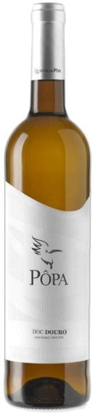 Quinta do Popa Branco white blend bottle