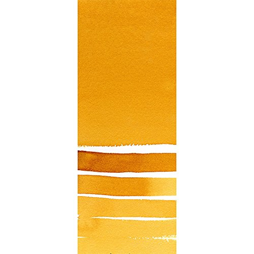 DANIEL SMITH Extra Fine Watercolor 15ml Paint Tube, Quinacridone, Gold