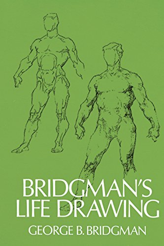 Bridgman's Life Drawing (Dover Anatomy for Artists)