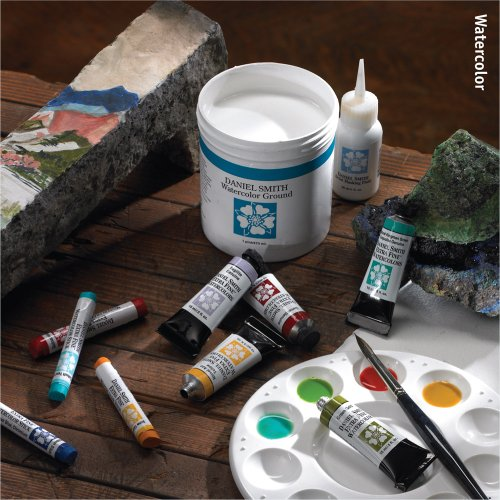 DANIEL SMITH 284600091 Extra Fine Watercolor 15ml Paint Tube, Quinacridone, Red
