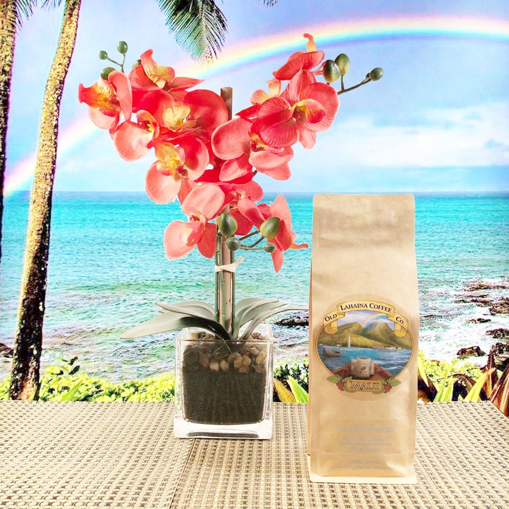 Hana Happiness Maui Typica Blend, Coffee Beans