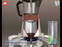 Load and play video in Gallery viewer, Stovetop Espresso Maker