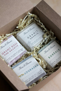 Four Soap Gift Set