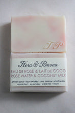 Load image into Gallery viewer, Rose Water Soap