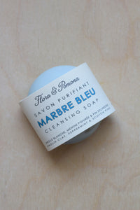 Blue Marble : cleansing soap stone
