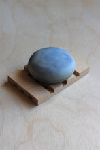 Load image into Gallery viewer, Trio of Marble Soap Stones : gift set of three soaps in individual boxes