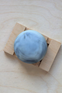 Marble : cleansing soap stone