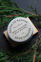 Load image into Gallery viewer, Wild Woods Shaving Soap