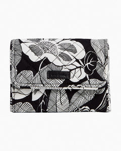 RFID Riley Compact Wallet Cotton