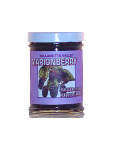 Old Fashioned Marionberry Jam