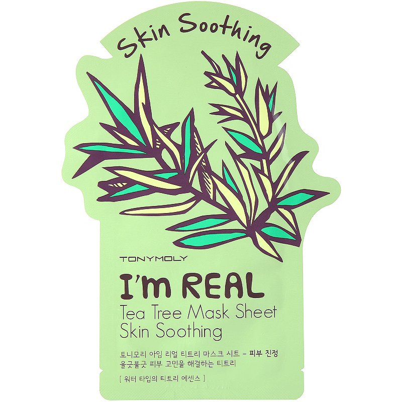 Skin Soothing Tea Tree Sheet Mask