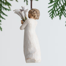 Load image into Gallery viewer, Willow Tree Beautiful Wishes Ornament
