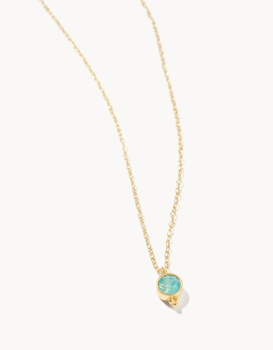 Delicate High Point Necklace