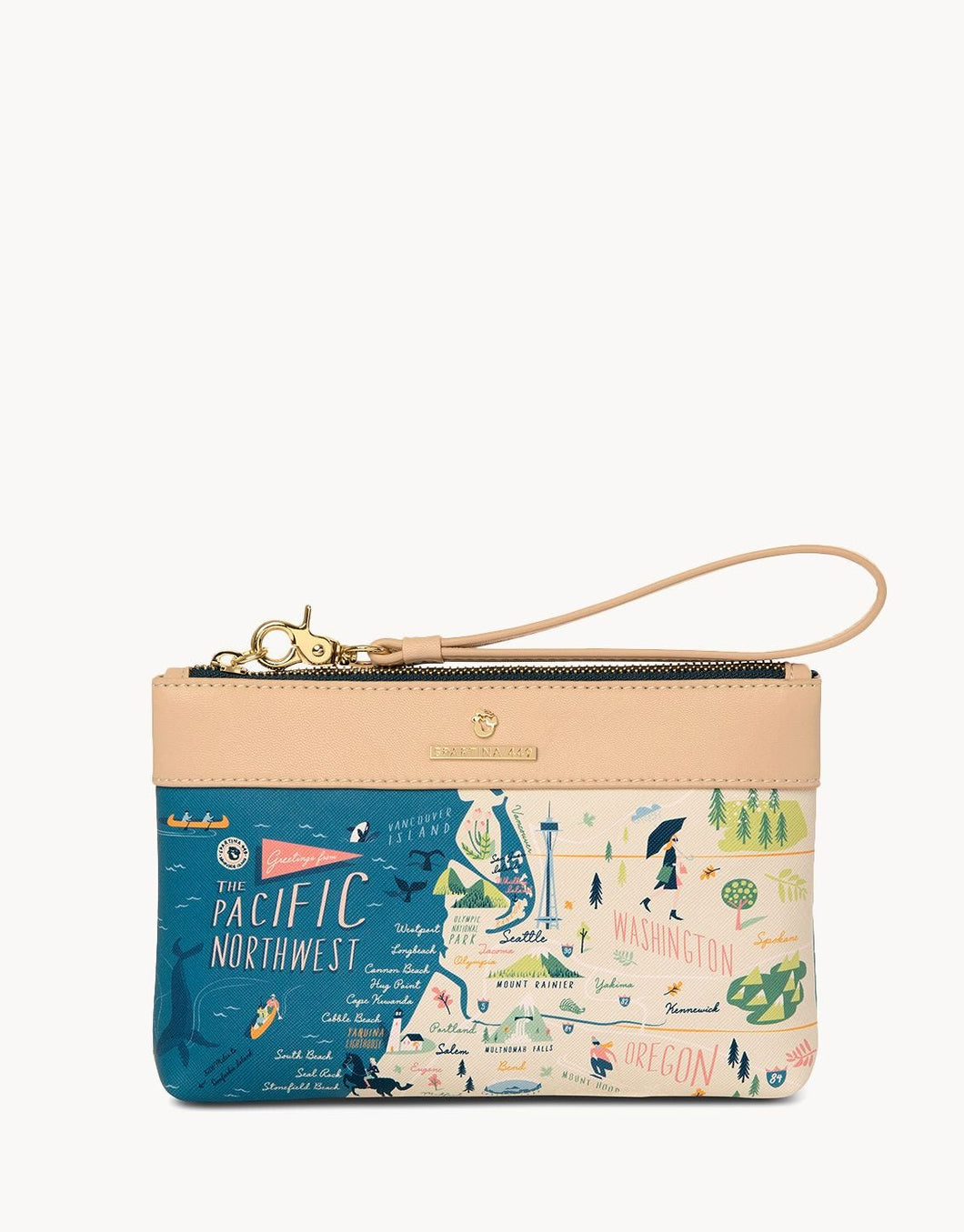 Pacific Northwest Scout Wristlet