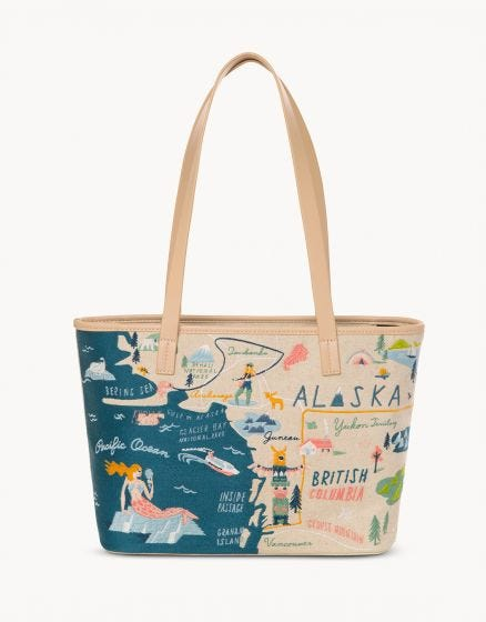 Pacific Northwest Tote