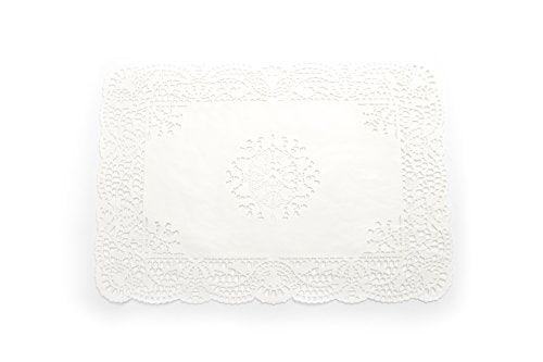 Rectangle Lace Doilies