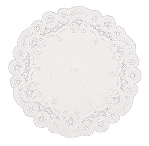 "10"" Round Lace Doilies"