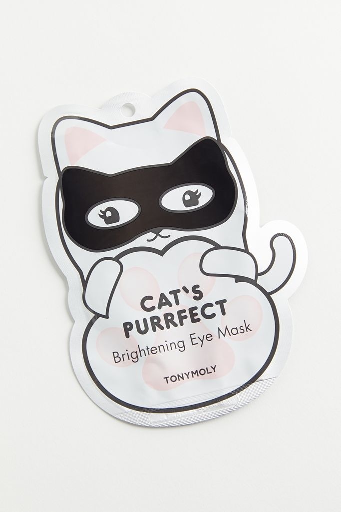 Cat's Purrfect Brightening Eye Mask