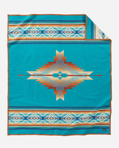 Pagosa Springs Turquoise Robe