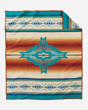 Load image into Gallery viewer, Pagosa Springs Turquoise Robe