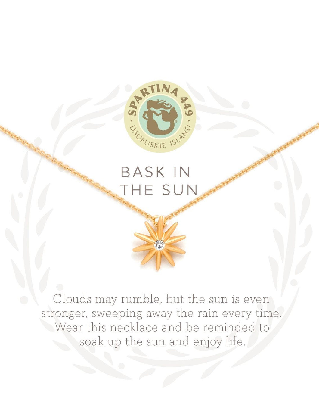 Sea La Vie Bask in the Sun Necklace