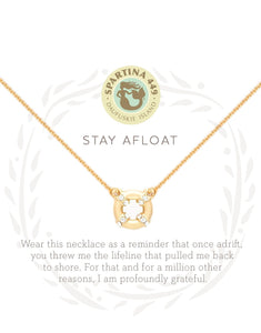 Sea La Vie Stay Afloat Necklace