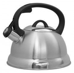 Stainless Steel Stove Top Tea Kettle; 1.75 qt