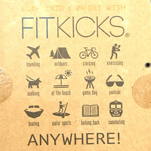 "Fitkicks ""Live Well"""
