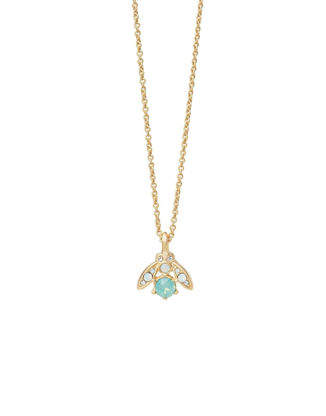 Sea La Vie Just Bee-cause Little Necklace