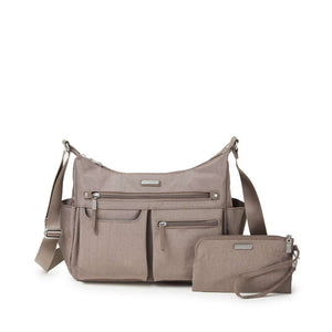 Baggallini Anywhere Large Hobo Tote
