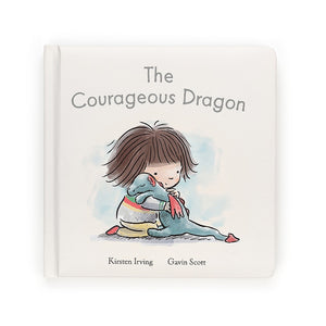 "Jellycat ""The Courageous Dragon"" Book"