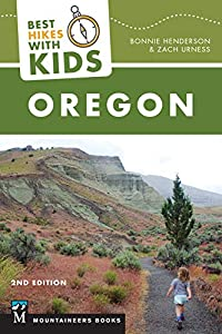 Best Hikes With Kids, Oregon Book