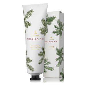 The Thymes Frasier Fir Hand Creme