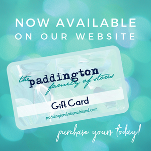 Paddington Family of Stores Gift Card