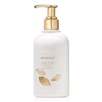 The Thymes Goldleaf Hand Lotion