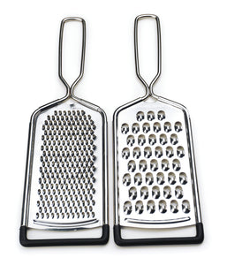 Set of Two Cheese Graters